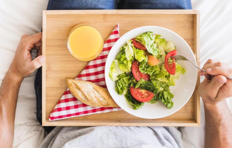 La dieta detox per sgonfiarti e disintossicarti.